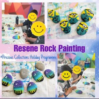 Resene Rock painting @ Precious  Collections  school holiday programme.   #nzschoolholidays #nzkidsactivities #nzkidsart #kidsartist #nzartist #nzart t#rockpainting #schoolholidayprorgam #nzart #artlessons #artclassnz #wellingtonartclasses #wellingtonartist #preciouscollections #resenepaints paint